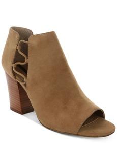 Tahari Post Block-Heel Shooties Women's Shoes
