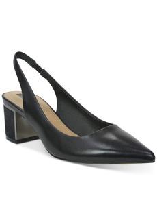 Tahari Roseanne Pointed-Toe Slingback Pumps Women's Shoes