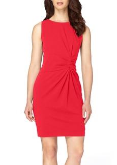 Tahari Ruched Sheath Dress (Regular & Petite)