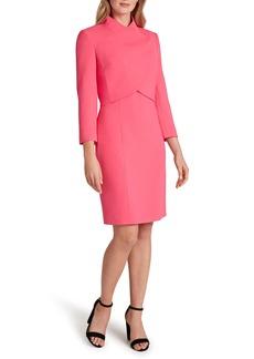 Tahari Sheath Dress & Crop Jacket