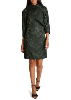 Tahari Sheath Dress & Cropped Jacket