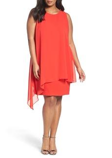 Tahari Sheath Dress (Plus Size)