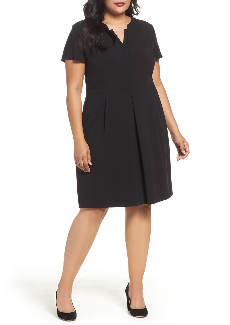 Tahari dress plus size