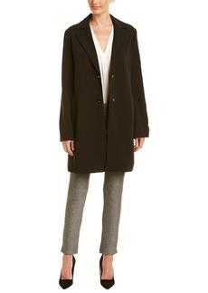 Tahari Single-Breasted Coat
