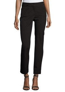 Tahari Straight-Leg Crop Pants