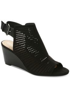 Tahari Symba Open-Toe Wedge Sandals Women's Shoes