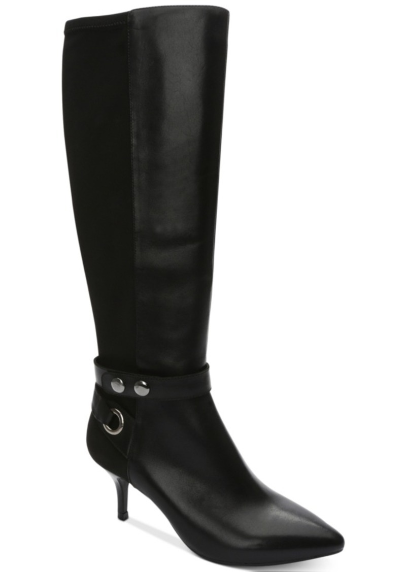 5c2e6a9b0b3 Tabor Wide-Calf Boots Women's Shoes