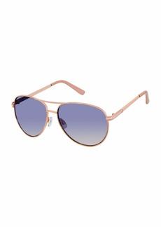 TAHARI TH752 Aviator Sunglasses