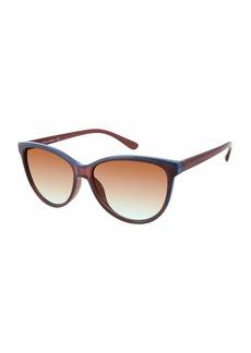 TAHARI TH777 Cat-Eye Sunglasses