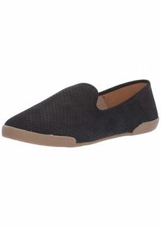 TAHARI Womens Bellona Perforated Slip-On Sneaker   M