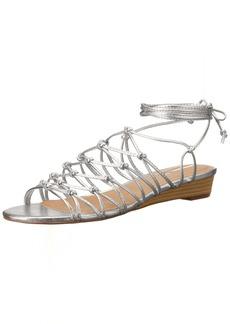 Tahari Women's TA-Caper Wedge Sandal   Medium US