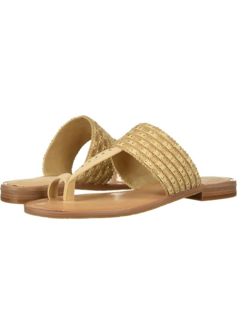 Tahari Women's TA-Gabby Flat Sandal   M US