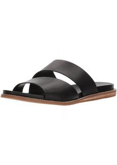 Tahari Women's TA-Mercer Flat Sandal   M US