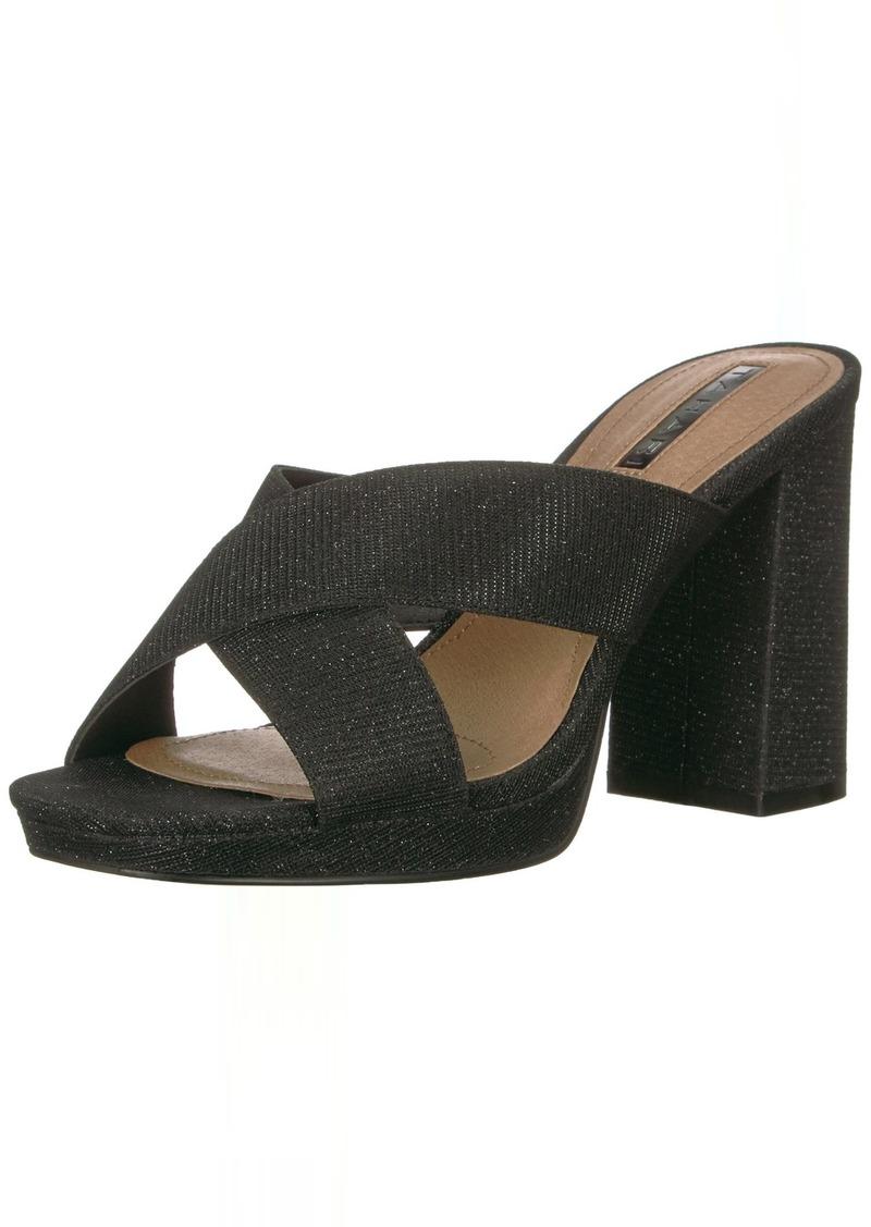 Tahari Women's TA-Posey Slide Sandal   Medium US