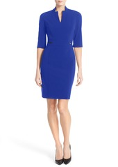 Tahari Sheath Dress (Regular & Petite)