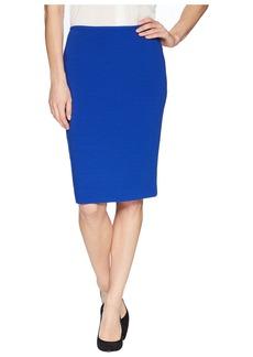 Tahari Textured Knit Skirt