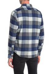Tailor Vintage Buffalo Performance Stretch Flannel Shirt