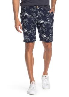 Tailor Vintage Dobby Slim Walking Shorts