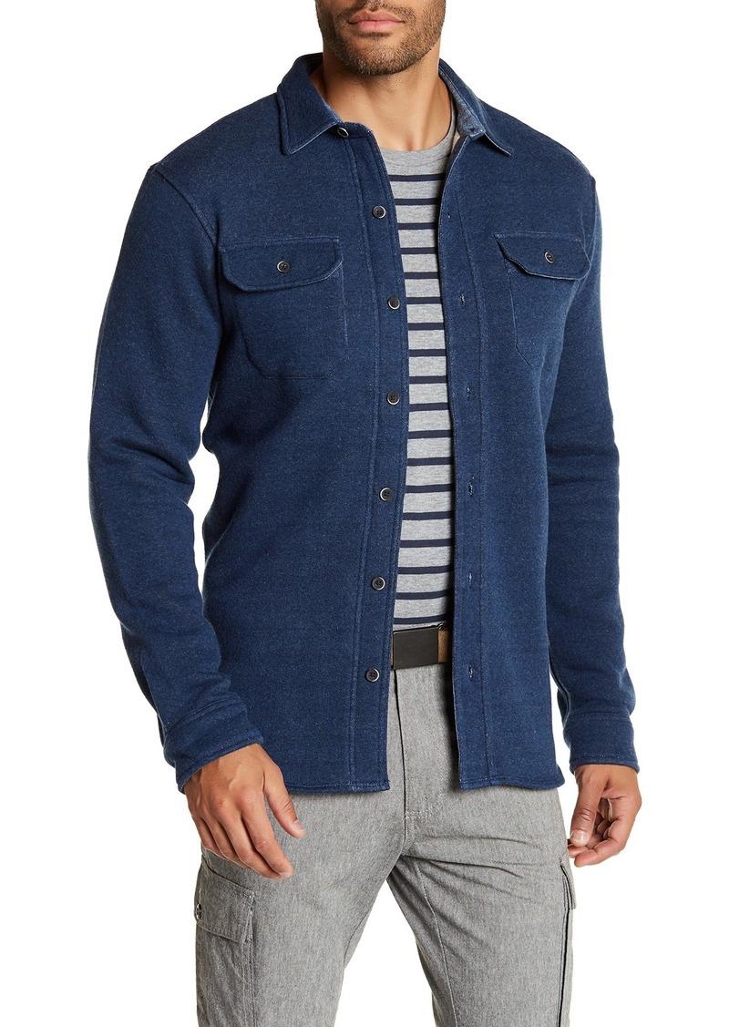 Tailor Vintage Fleece Regular Fit Shirt