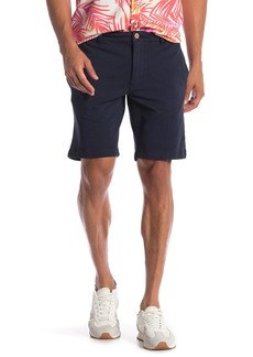 Tailor Vintage Greenwich Slim Fit Stretch Jersey Walking Shorts