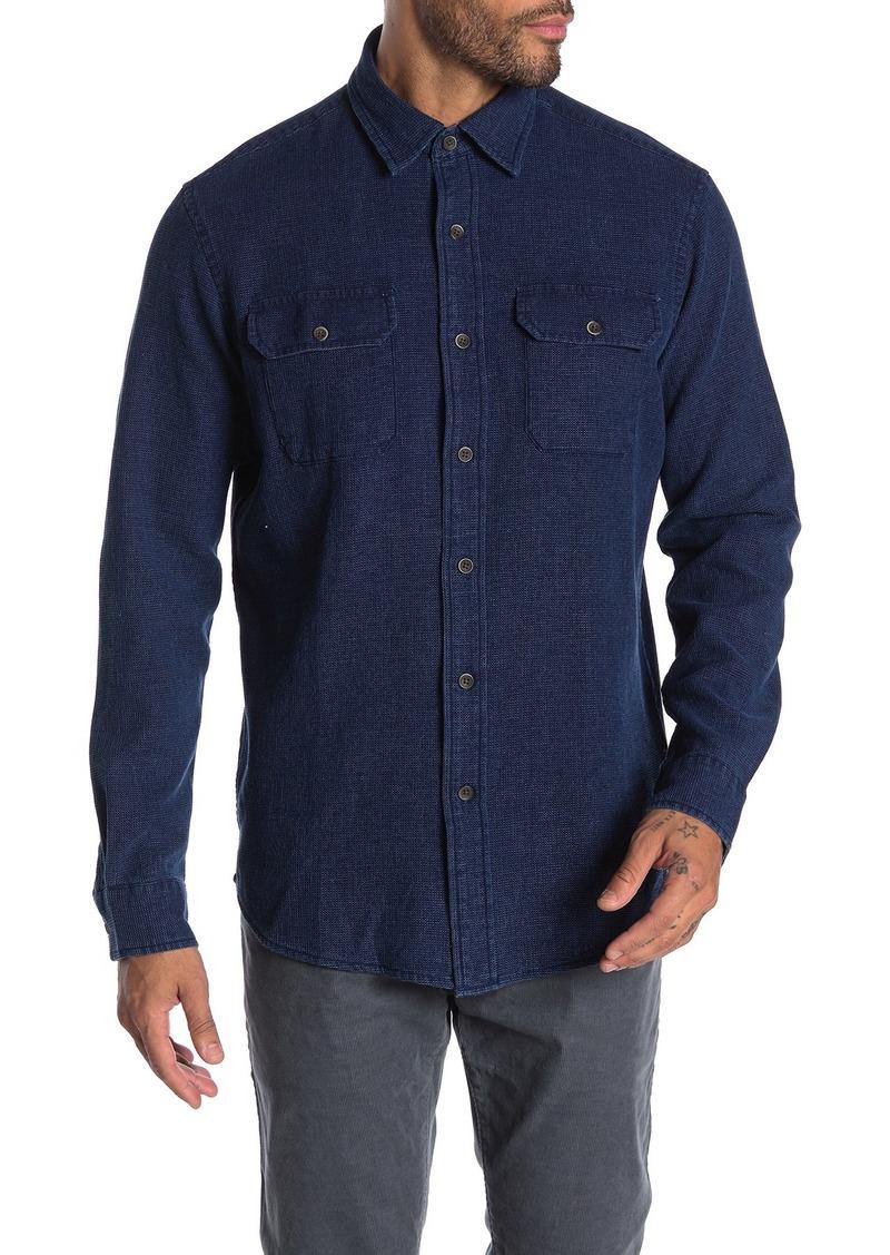 Tailor Vintage Solid Regular Fit Shirt