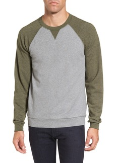 Tailor Vintage Colorblock French Terry Sweatshirt