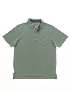 Tailor Vintage Men's Fast Dry Performance Stretch Polo