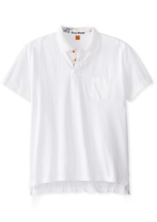 Tailor Vintage Men's Garment-Dyed Polo  XXL US