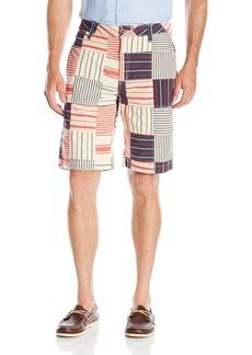 Tailor Vintage Men's Patchwork Walking Short