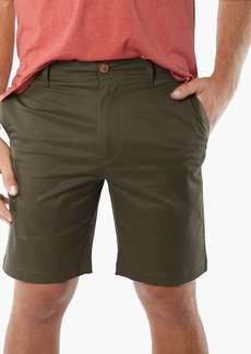 Tailor Vintage Men's Performance Stretch 9IN Chino Short