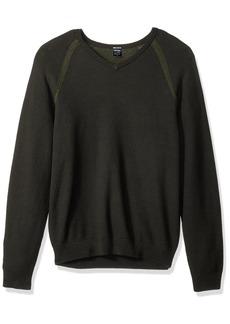 Tailor Vintage Men's Pullover Birdeye Sweater  MD