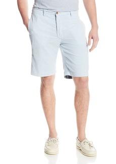 Tailor Vintage Men's Reversible Seersucker Short