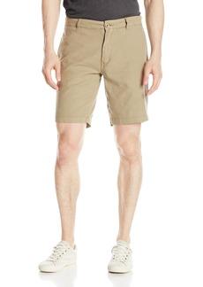 """Tailor Vintage Men's Stretch Linen Cotton 9"""" Walking Short"""