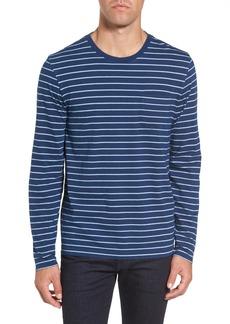 Tailor Vintage Sailor Stripe Jersey T-Shirt