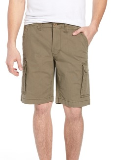 Tailor Vintage Stretch Canvas Cargo Shorts