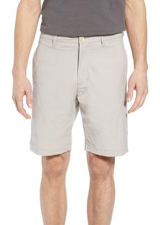 Tailor Vintage Stretch Cotton Blend Shorts