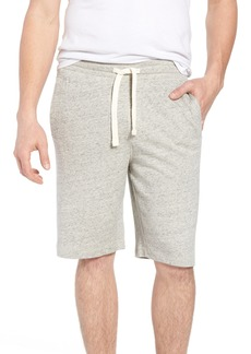 Tailor Vintage Stretch Cotton Terry Shorts