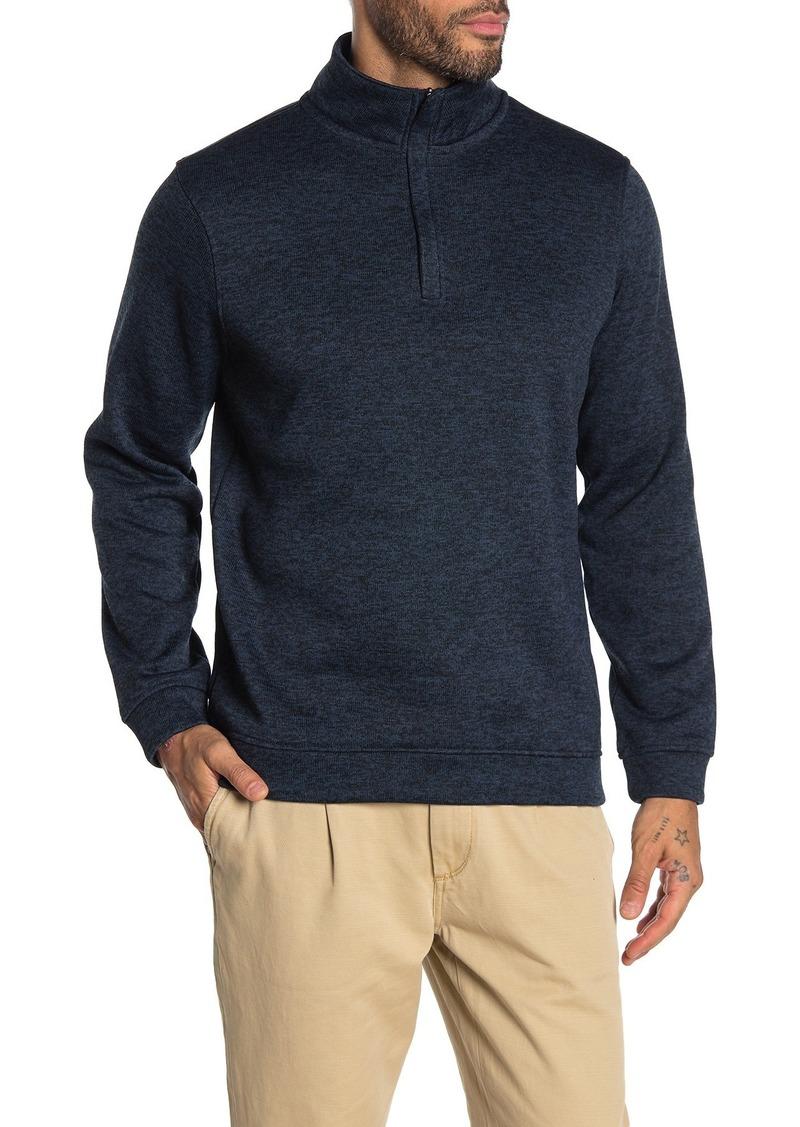 Tailor Vintage Zip Fleece Sweater