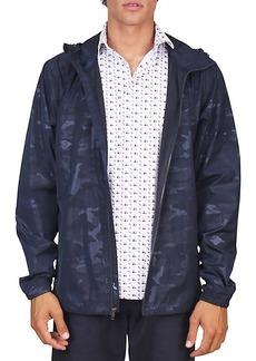 TailorByrd Camo Windbreaker Jacket