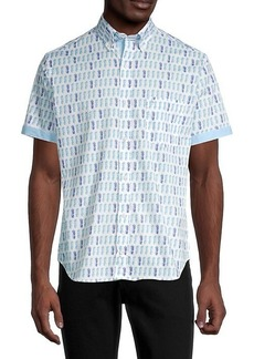 TailorByrd Perry Regular-Fit Shirt