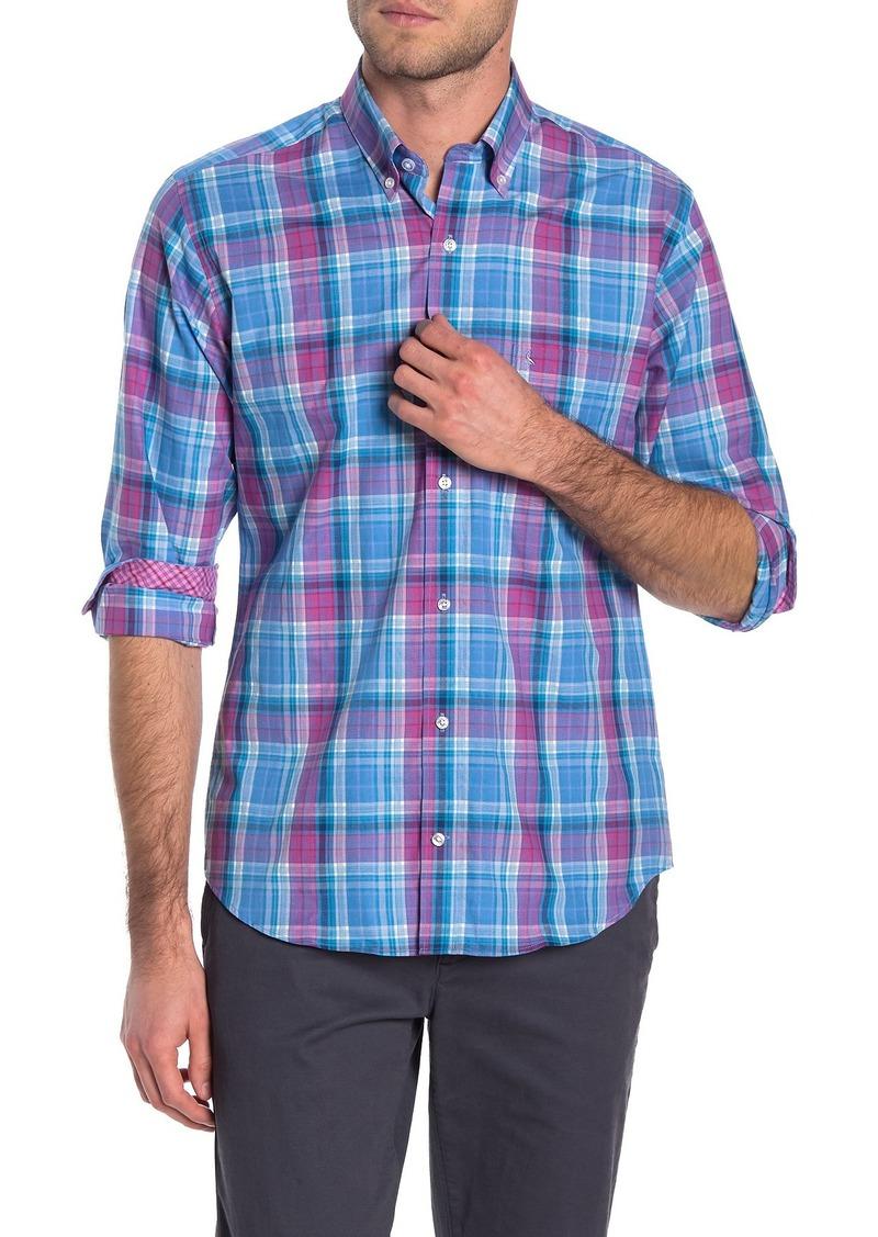 TailorByrd Regular Fit Long Sleeve Shirt