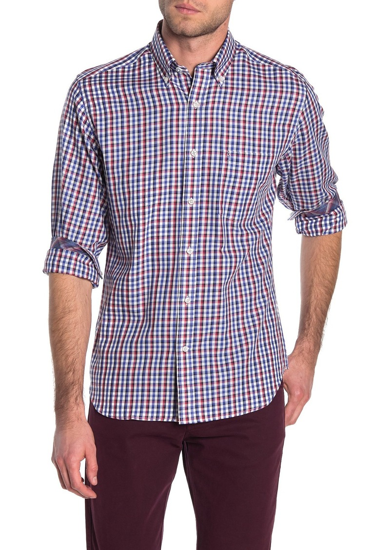 TailorByrd Regular Fit Lux Long Sleeve Shirt