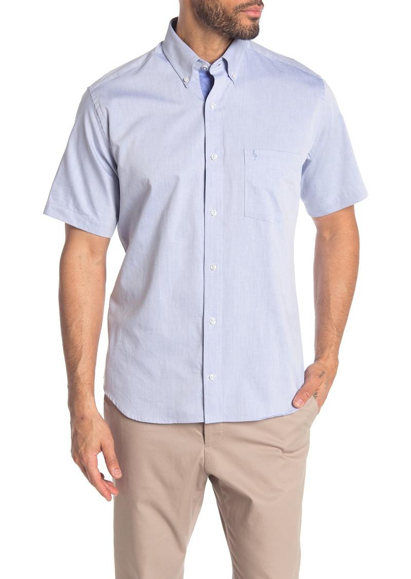 TailorByrd Short Sleeve Woven Regular Fit Shirt