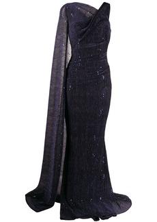 Talbot Runhof Rosedale dress