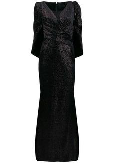 Talbot Runhof Rosin evening gown