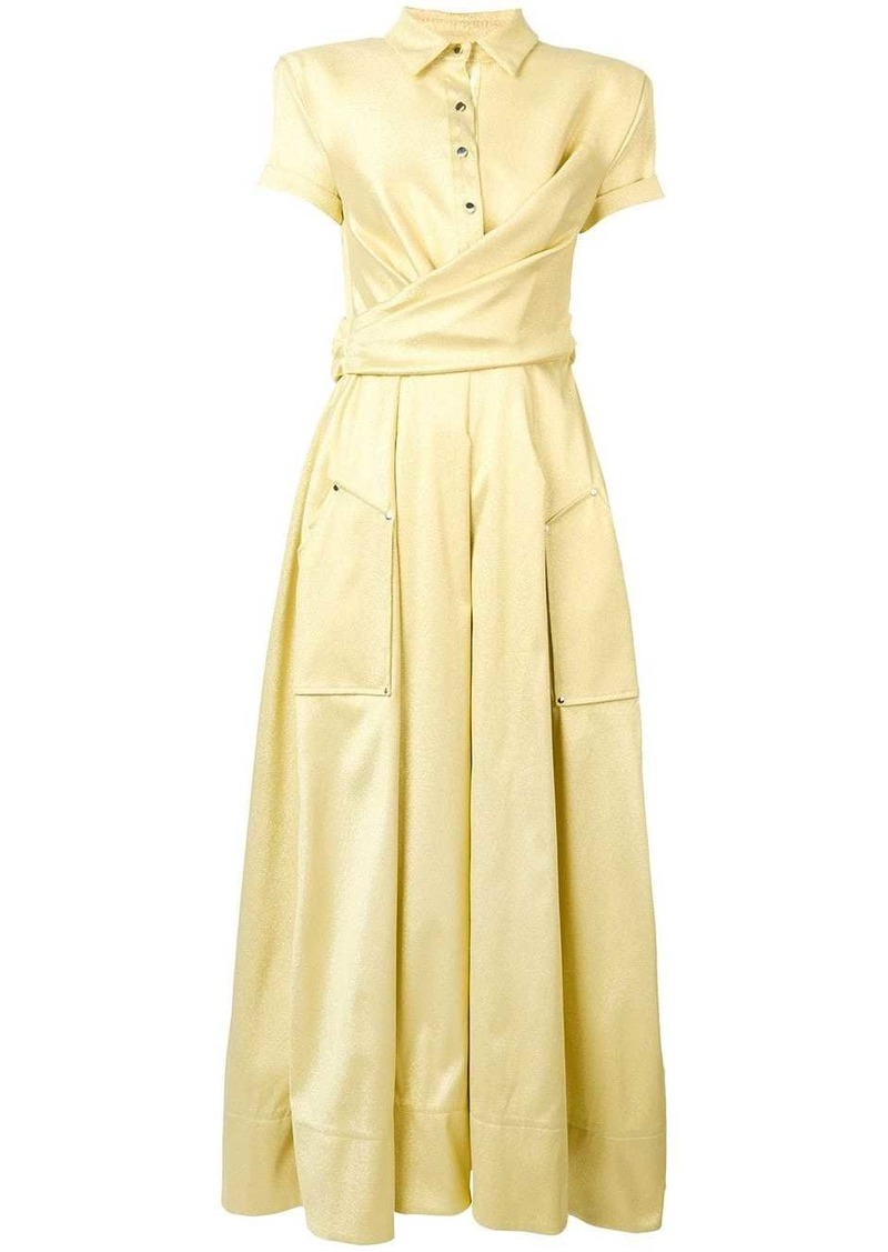 Talbot Runhof Sorrentina dress