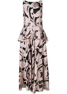 Talbot Runhof Lovato dress