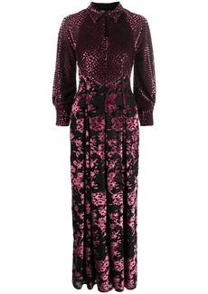 Talbot Runhof Tiarella dress