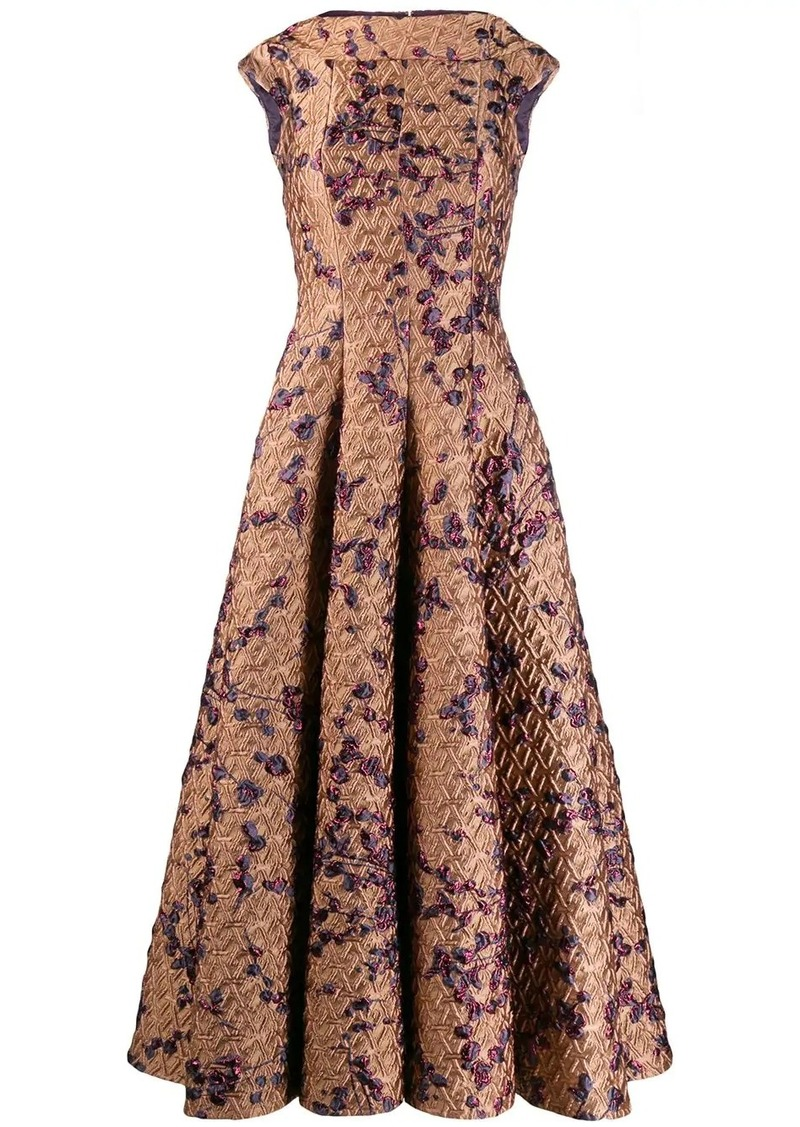 Talbot Runhof Tomini evening gown