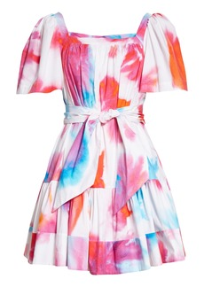 Tanya Taylor Serena Fit & Flare Dress